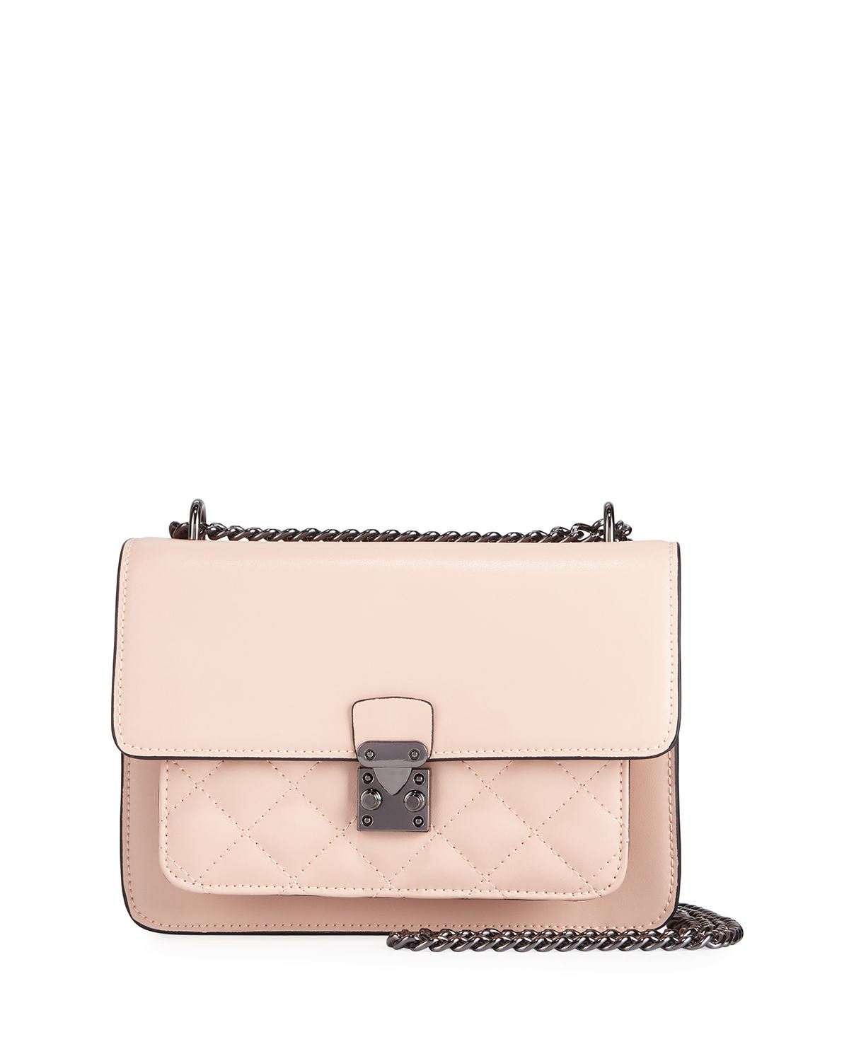 Serena Quilted Convertible Shoulder Bag