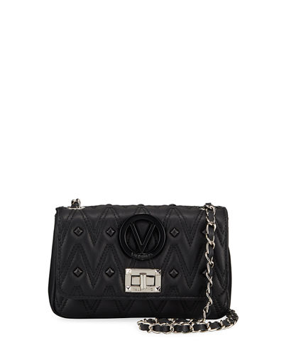 Noelle Quilted Small Crossbody Bag
