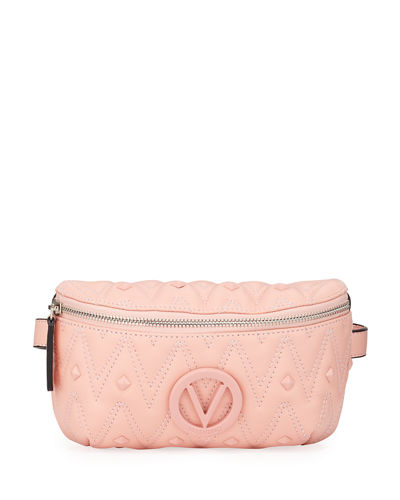 Fanny Quilted Leather Belt Bag