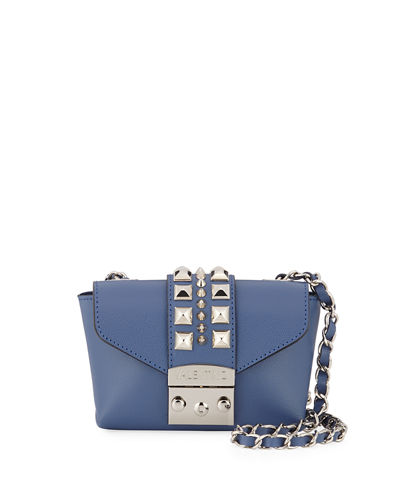 Paulette Studded Small Crossbody Bag
