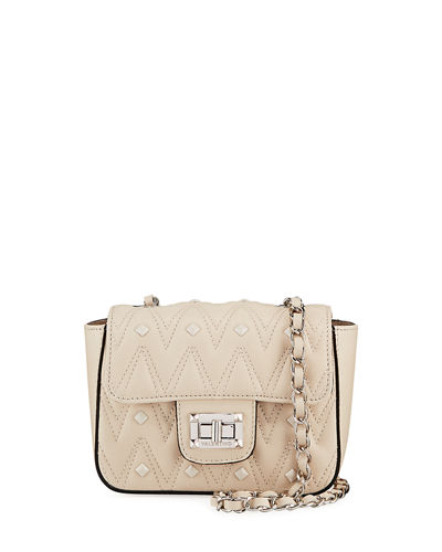 Vivian Small Quilted Crossbody Bag