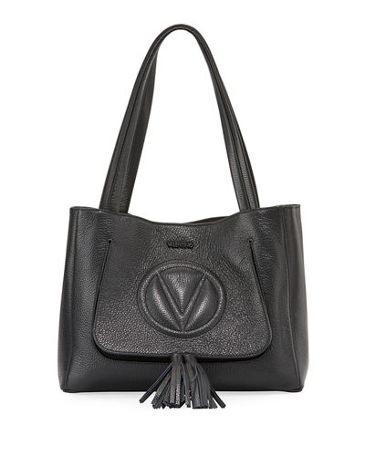 Estelle Large Leather Tote Bag