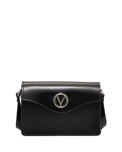 Jade Small Flap-Top Crossbody Bag
