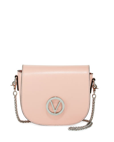 Josette Small Leather Crossbody Bag