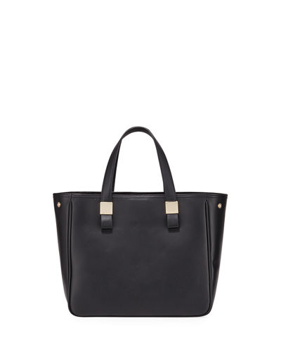 Tali Small Leather Satchel Bag