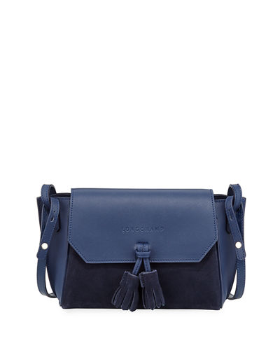 Penelope Small Leather Crossbody Bag