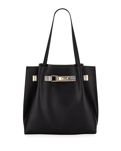 Pax Large Belted Tote Bag