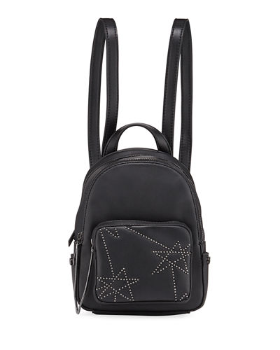 Aspen Double-Zip Mini Backpack