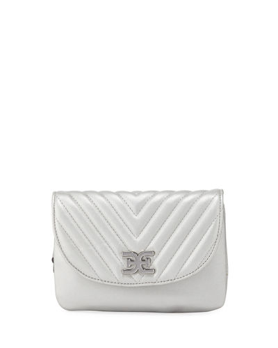 Hallie Small Quilted Belt Bag