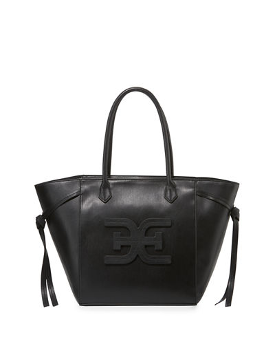Eleanor Medium Logo Shoulder Bag