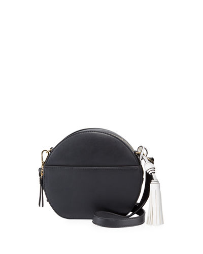 Rosie Small Round Crossbody Bag
