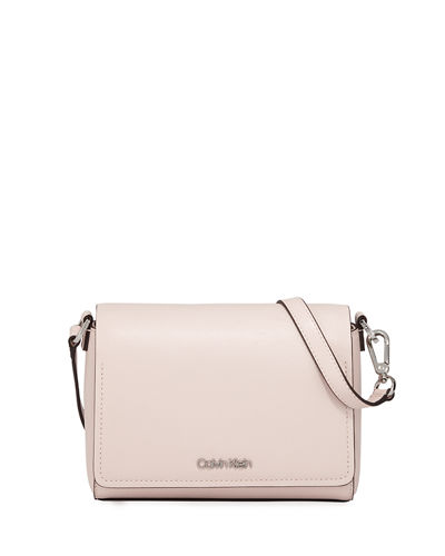 Clara Flap Top Crossbody Bag