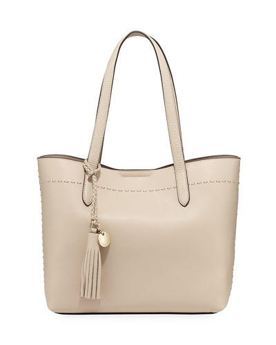 Payson Small Leather Tote Bag