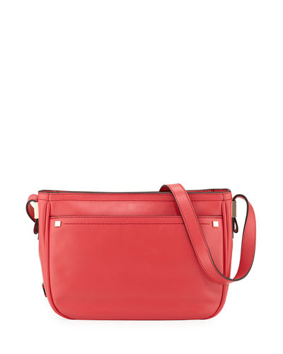 Tali Leather Crossbody Bag