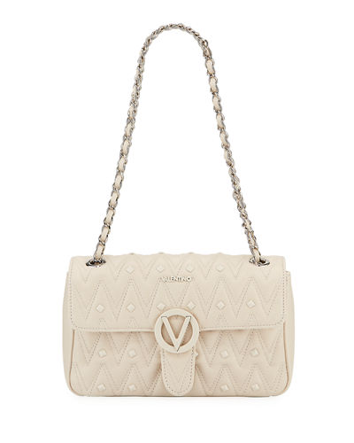Antoinette Quilted Leather Bag