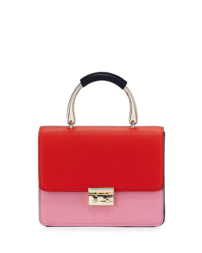 Kelsey Colorblock Crossbody Bag