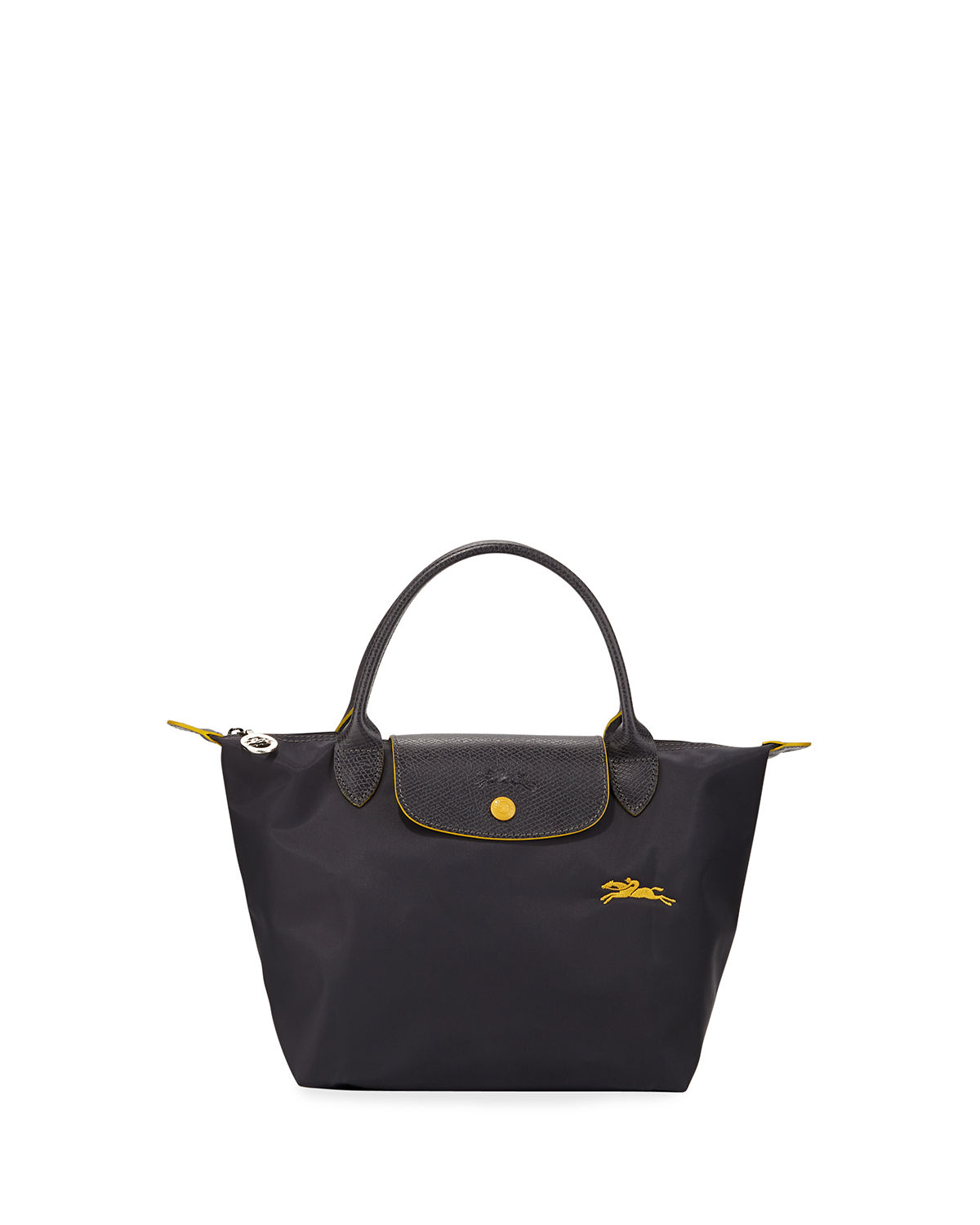 Le Pliage Club Small Top-Handle Bag