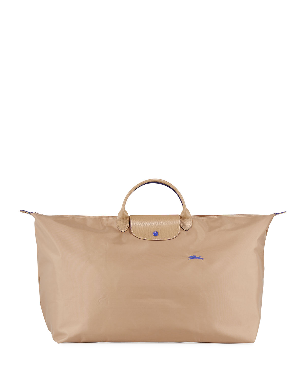 Le Pliage Club Nylon Top-Handle Tote Bag