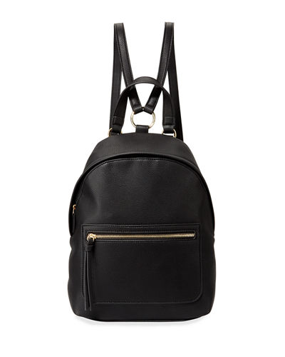 Brynlee Faux-Leather Backpack