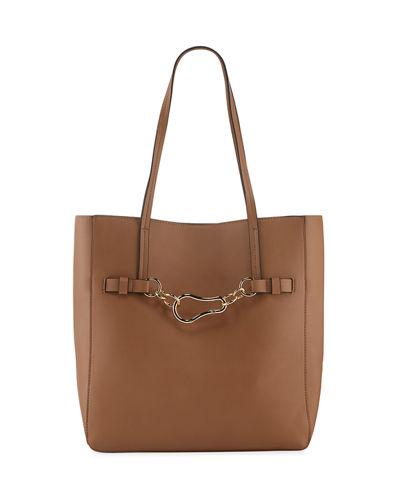 Caribiner Golden Lock Tote Bag