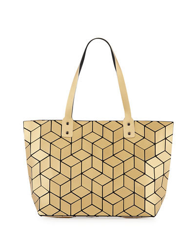 Geo Tiled Tote Bag