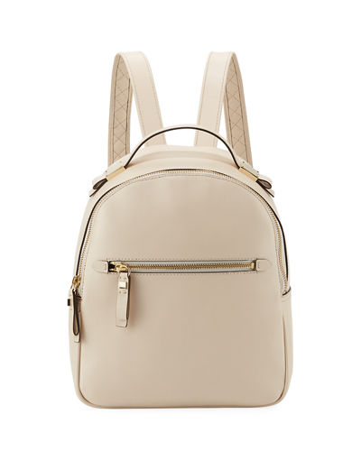 Tali Small Leather Backpack