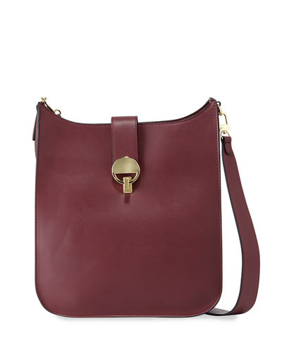 Matalee Faux Leather Crossbody Bag