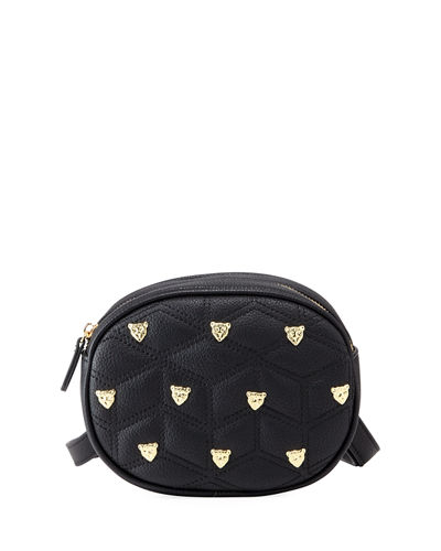 Lizzy Quilted Stud Belt Bag