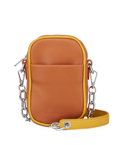 Total Story Vegan Leather Camera Crossbody Bag