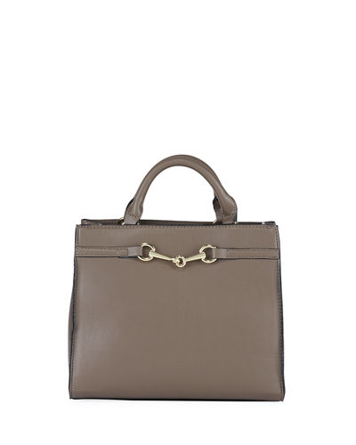 Cole Bit Satchel Bag