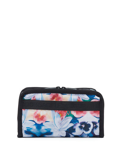 Gabrielle Ripstop Cosmetics Bag