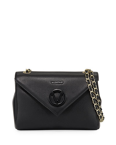 Felicity Leather Envelope Shoulder Bag