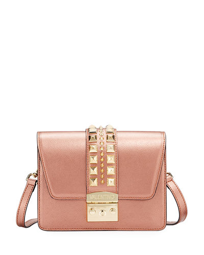 Benedicte Golden Stud Crossbody Bag