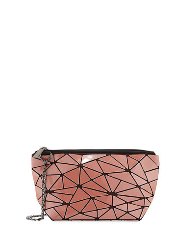 Geometric Tiled Coin Purse Bag