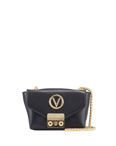 Lola Small Leather Crossbody Bag