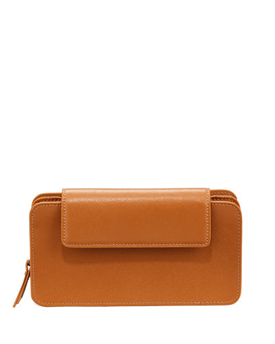 Saffiano Small Crossbody Bag