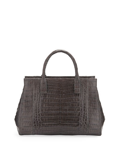 Daisy Medium Crocodile Bag