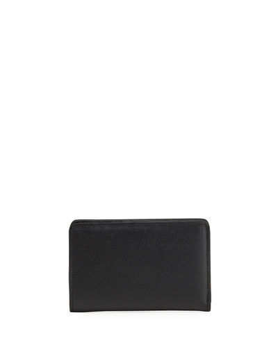 Bifold Smooth Leather Wallet