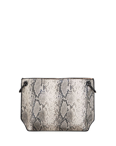 French Connection Karen Double Pouch Crossbody Bag