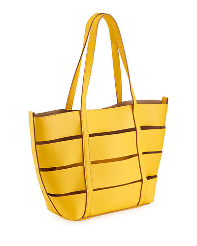 Large Cutout Tote Bag