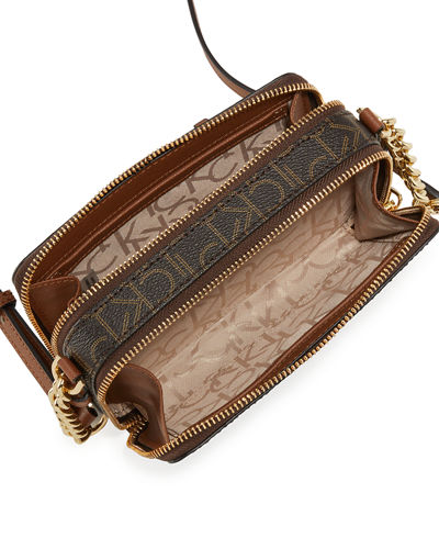 Marybelle Signature Crossbody Bag