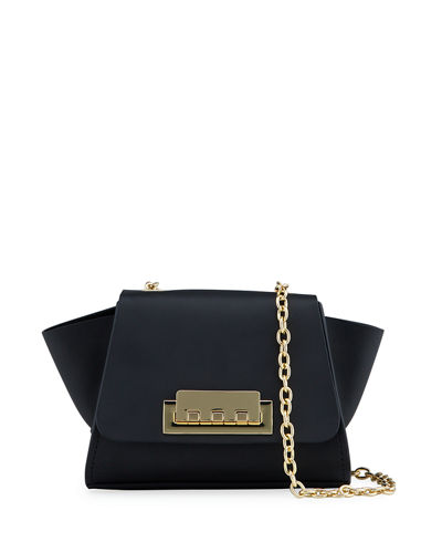 Eartha Mini Leather Crossbody Bag