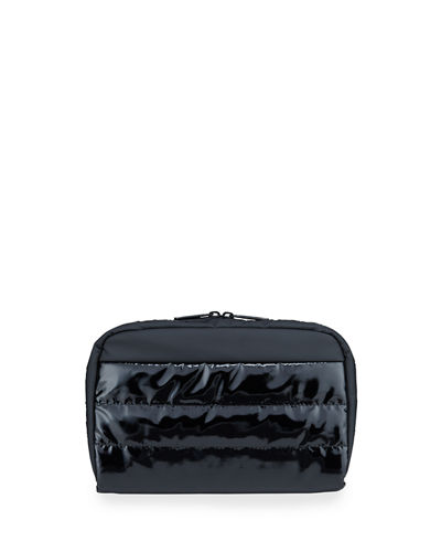 Candace Large Top Zip Cosmetics Bag