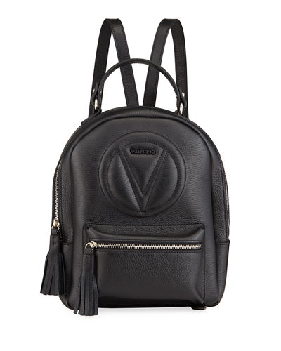 Bastien Dollaro Leather Backpack Bag