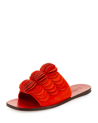 Mercedes Castillo Delphia Slide Sandals Discount Pictures Shopping Clearance Reliable YZIZV