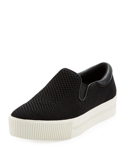 Knight Knit Slip-On Sneaker