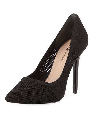 Primer Stretch-Knit Pump