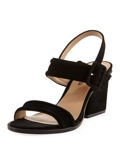 Jalissa Suede Strappy Sandal