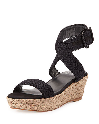Outlet Store For Sale Stuart Weitzman Crochet Thong Sandals Discount Low Price Fee Shipping FN3ecaaCi7