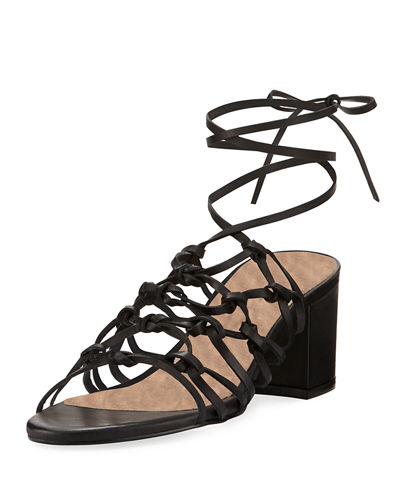 Simple Chunky Knotted Sandal